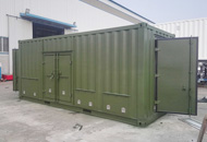 Container Type Military Shelter